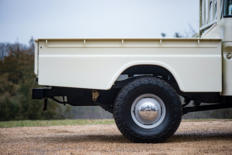 Toyota FJ45 Land Cruiser Tray