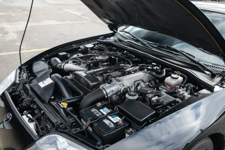 Toyota Supra Engine 2