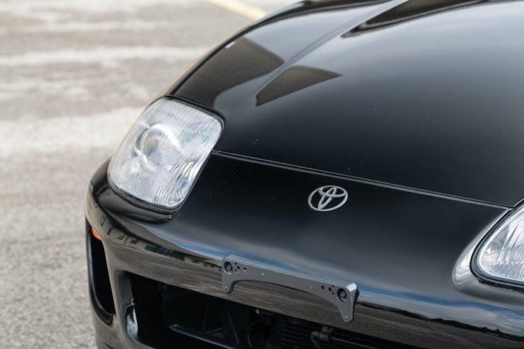 Toyota Supra Headlights