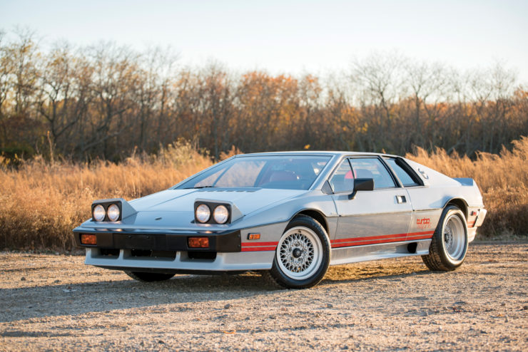 Lotus Turbo Esprit sports car