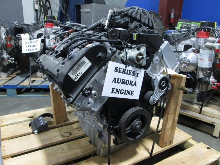 Shelby Oldsmobile Aurora crate engine