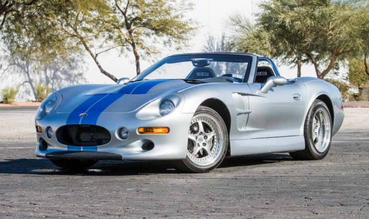 Shelby Series One CSX5001 Carroll Shelby