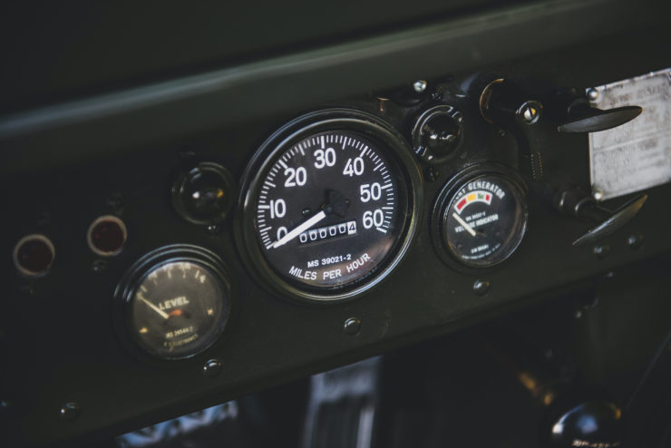 American Motors Mighty-Mite Gauges