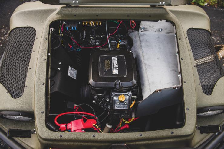 Argo Frontier 650 Engine