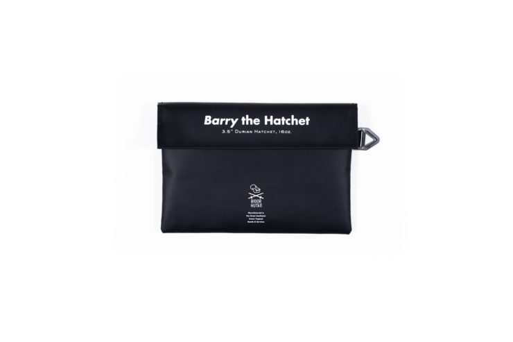 Barry The Hatchet 5