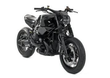 Custom BMW Rnine T
