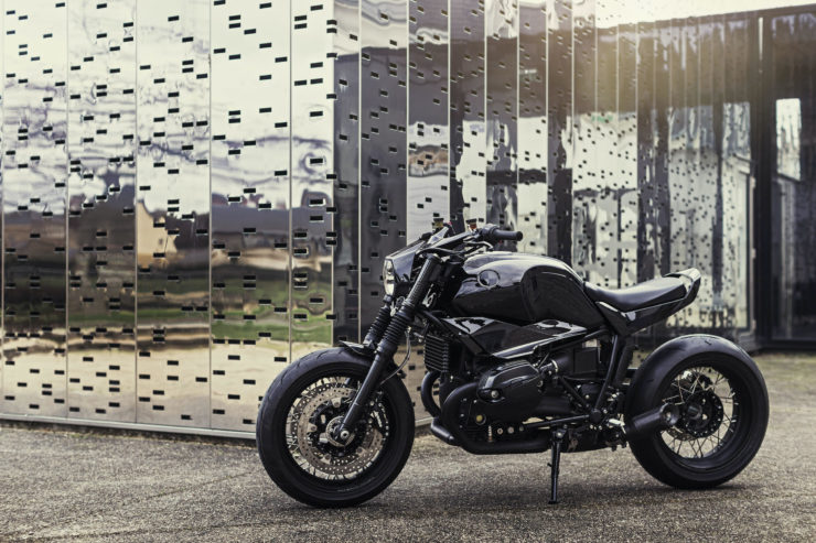 Custom BMW Rnine T Motorcycle 3