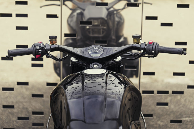 Custom BMW Rnine T Motorcycle 6