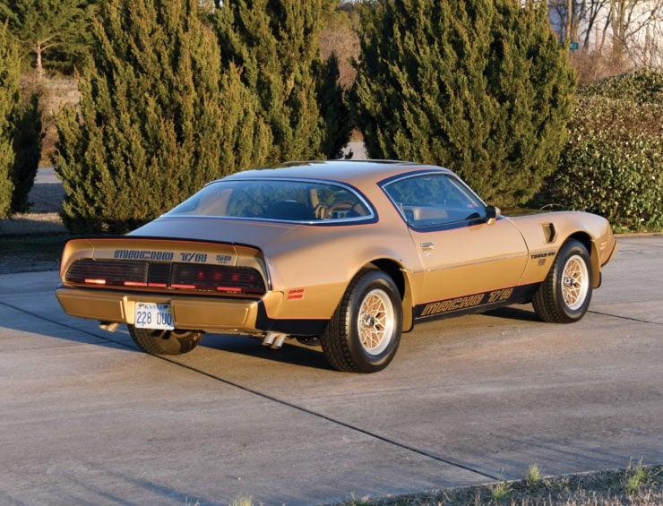 DKM Pontiac Macho Trans Am T/A Rear