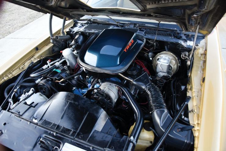 DKM Pontiac Macho Trans Am T/A V8 Engine