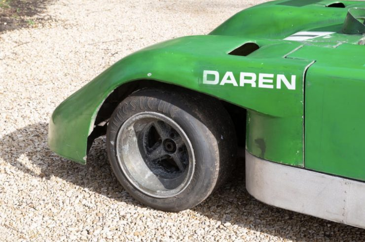 Daren-BRM Mark III Prototype Race Car 10