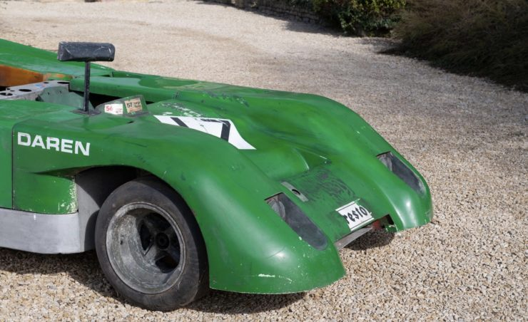 Daren-BRM Mark III Prototype Race Car 3
