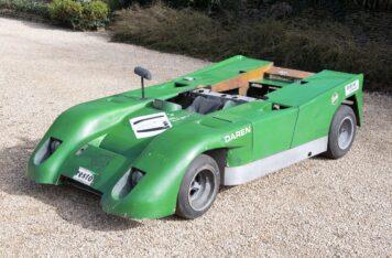Daren-BRM Mark III Prototype Race Car