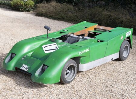 Daren-BRM Mark III Prototype Race Car