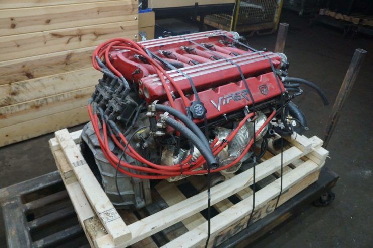 Dodge Viper V10 Engine 1