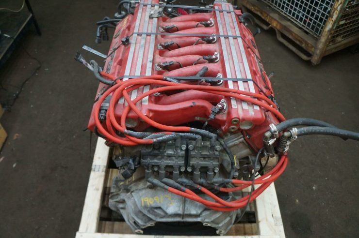 Dodge Viper V10 Engine 2