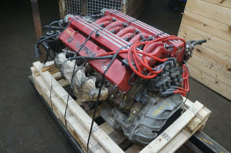Dodge Viper V10 Engine 3