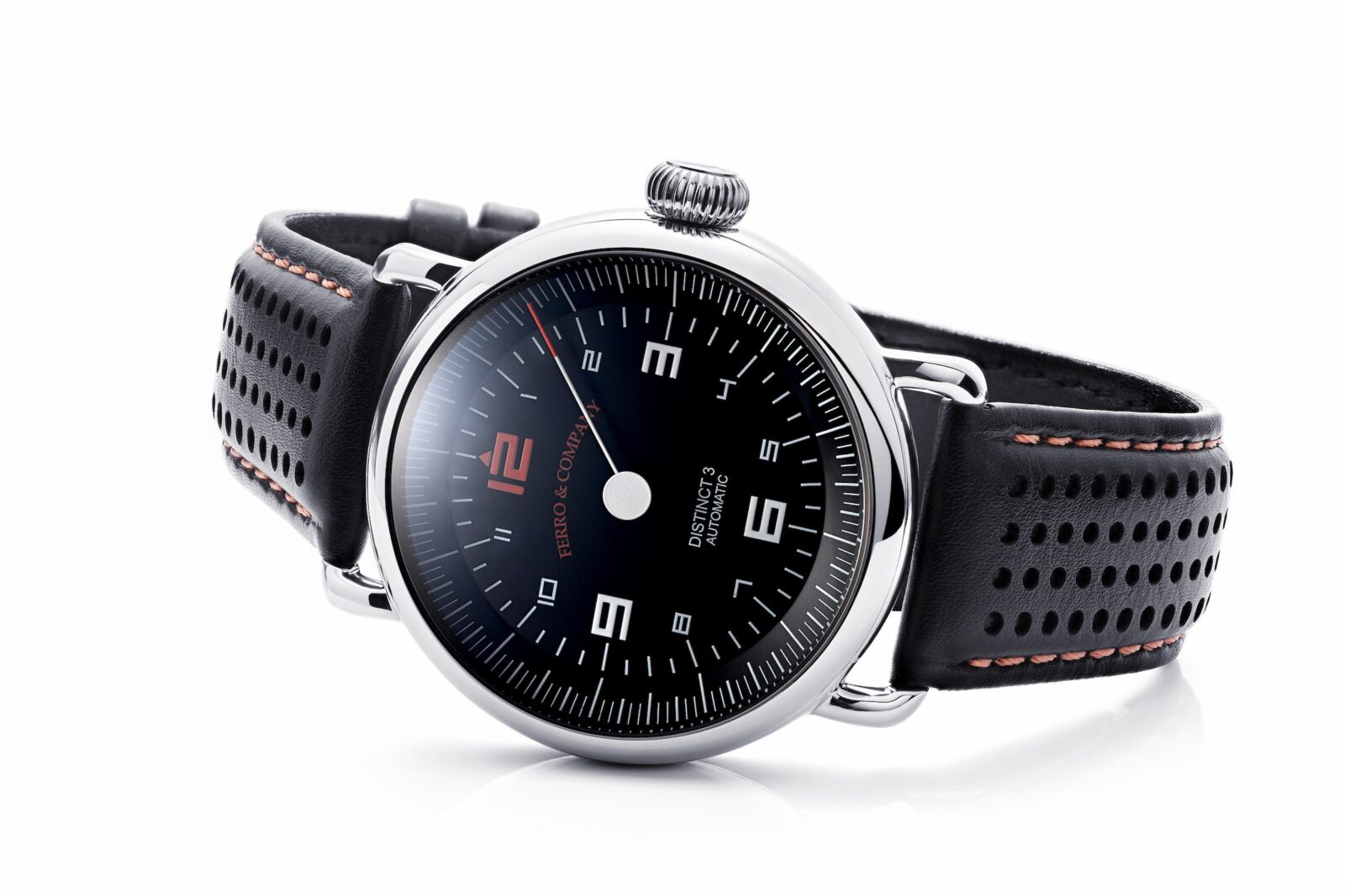 Ferro & Co. Distinct III Vintage Racing Watch
