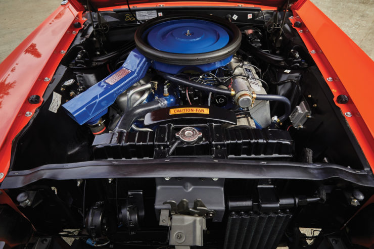 Ford Mustang Boss 429 Engine