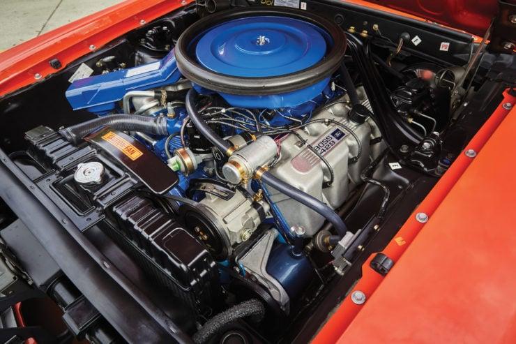 Ford Mustang Boss 429 V8