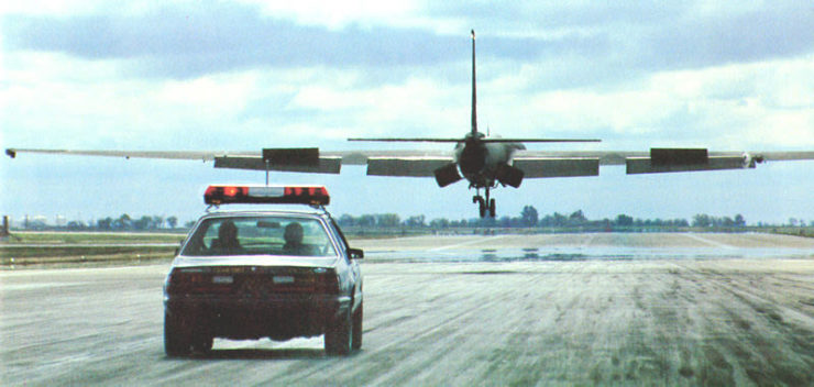 Ford Mustang SSP U2 Spy Plane