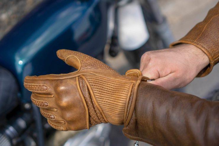 Goldtop Viceroy Gloves 3