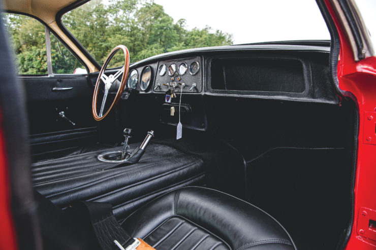 Griffith Series 200 Interior 2