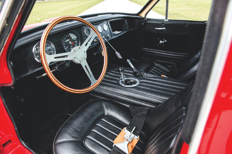 Griffith Series 200 Interior