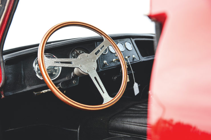 Griffith Series 200 Steering Wheel