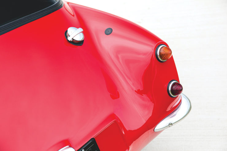 Griffith Series 200 Tail Lights