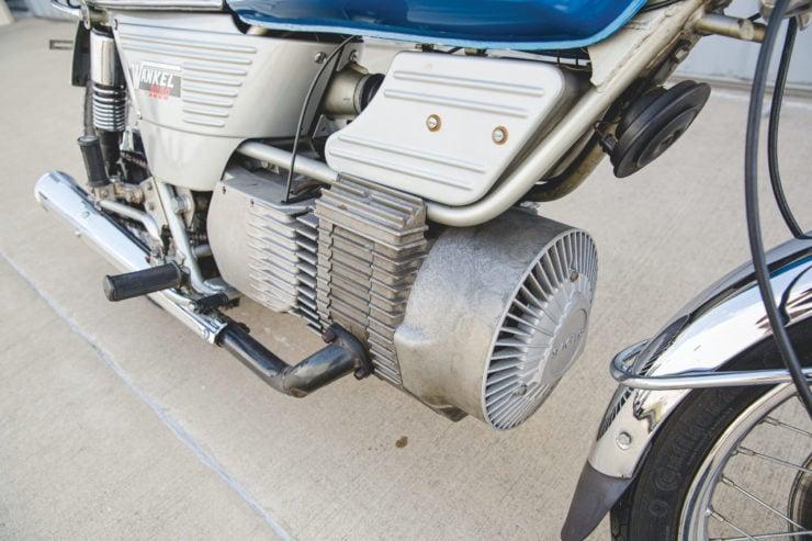 Hercules W2000 Engine