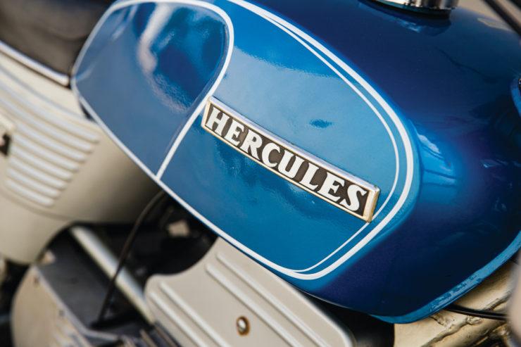 Hercules W2000 Fuel Tank