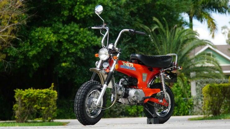 Honda CT70 1