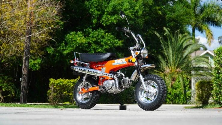 Honda CT70 2
