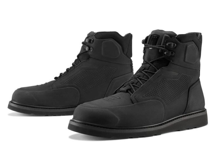 Icon 1000 Brigand Boots Black