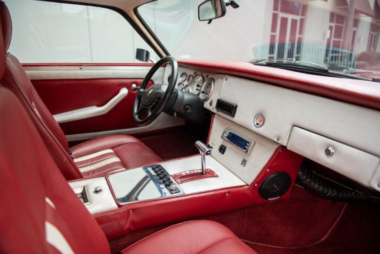 Intermeccanica Murena 429 GT Interior 2