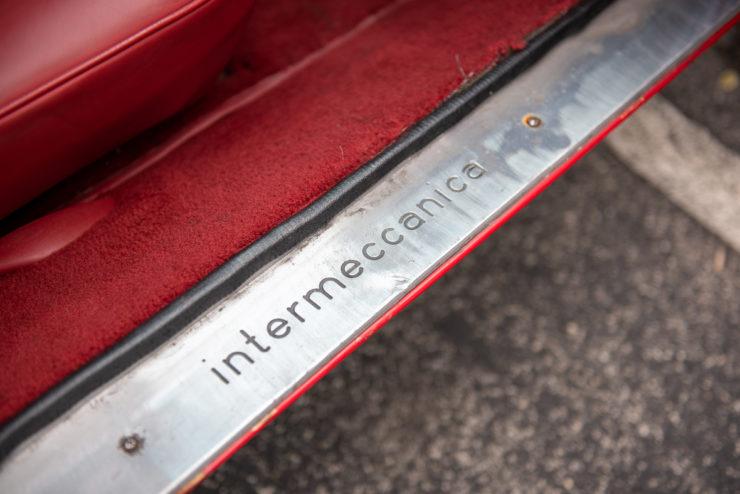 Intermeccanica Murena 429 GT Logo