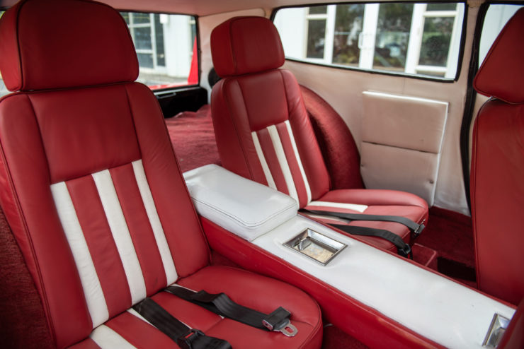 Intermeccanica Murena 429 GT Seats