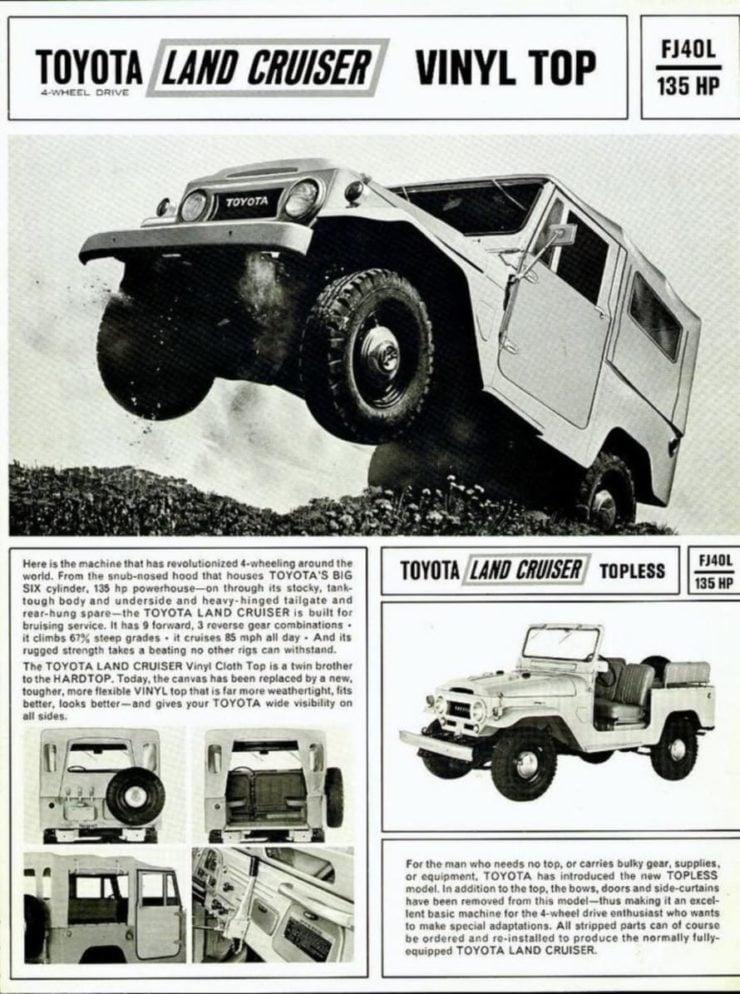 Land Cruiser Jump