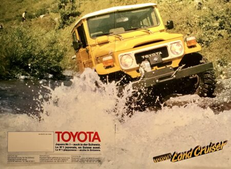 Land Cruiser Off Road