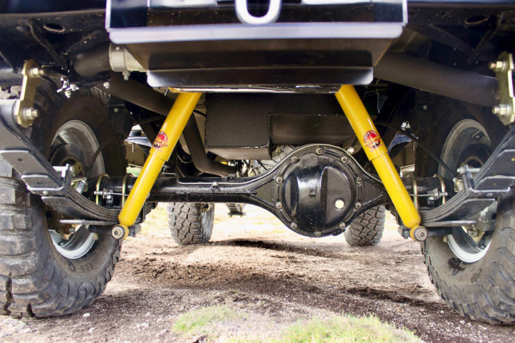 Toyota Land Cruiser FJ40 Axle