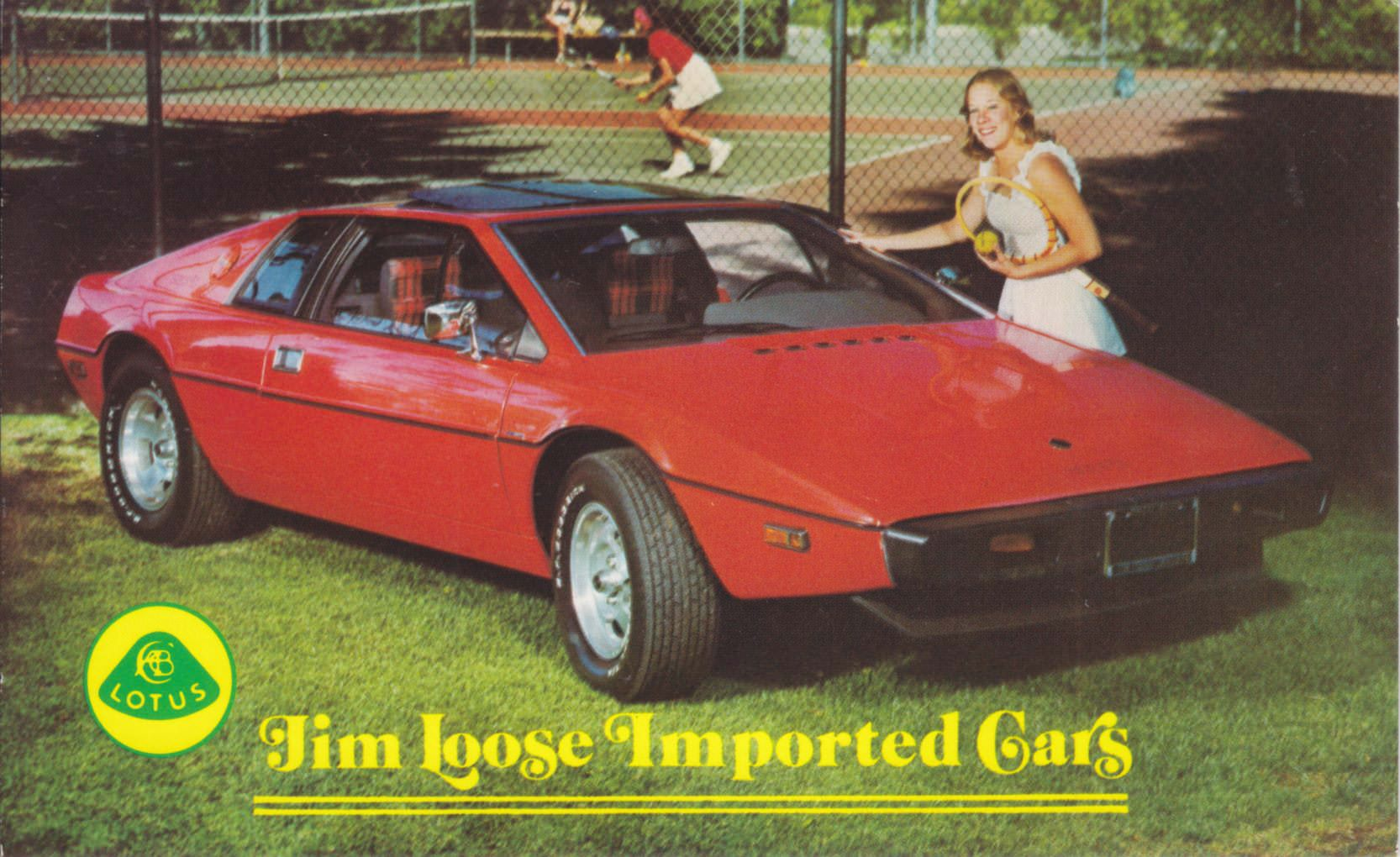 Ital Designs Hong Kong a brief history of the lotus esprit - everything you need to