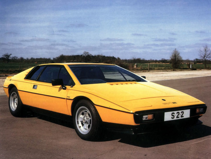 Lotus Esprit Series 2 Car