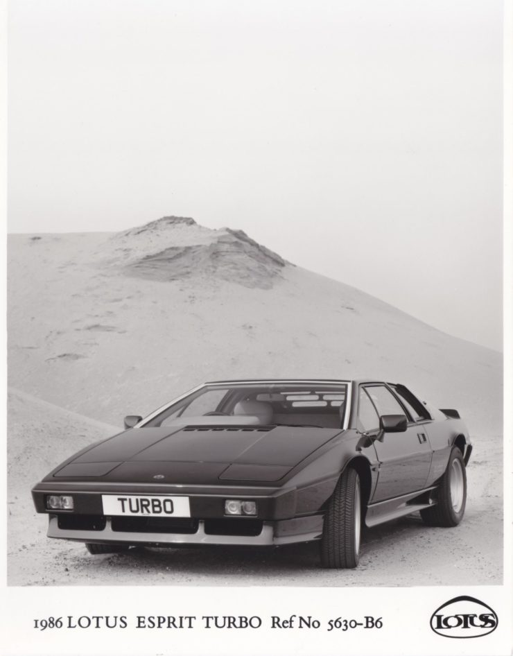 Lotus Esprit Turbo Classic Car