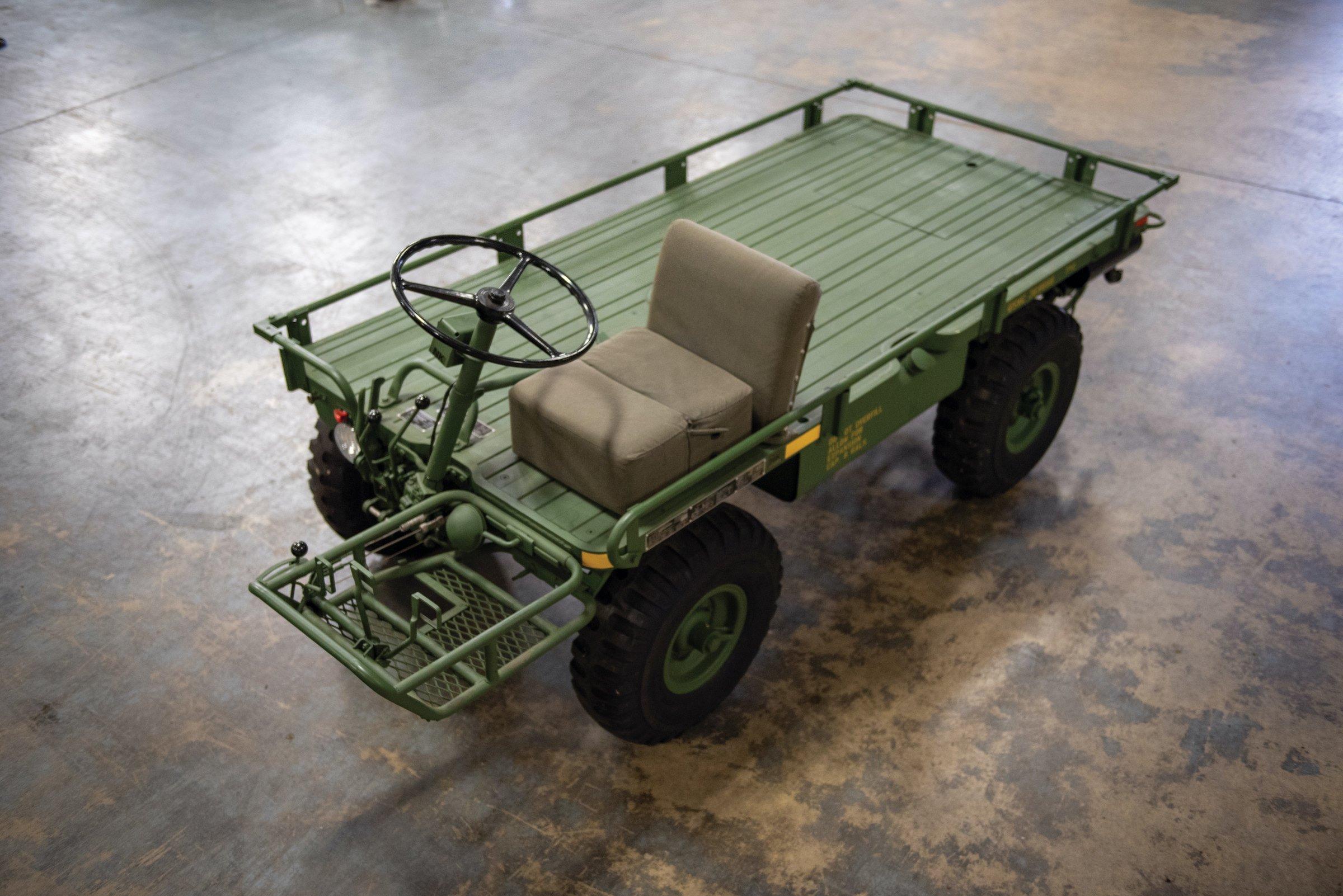 M274 Mule 1/2 Ton 4x4