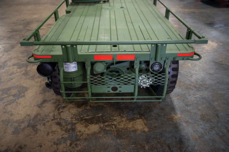 M274 Mule 1/2 Ton 4x4 Back