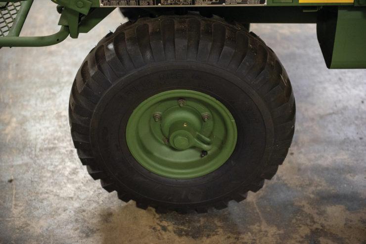 M274 Mule 1/2 Ton 4x4 Wheel