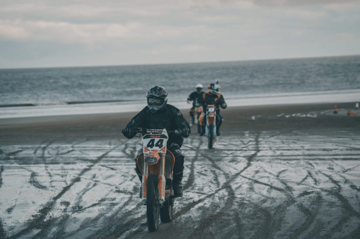 Mablethorpe Motorcycle Sand Racing 10