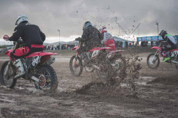 Mablethorpe Motorcycle Sand Racing 11