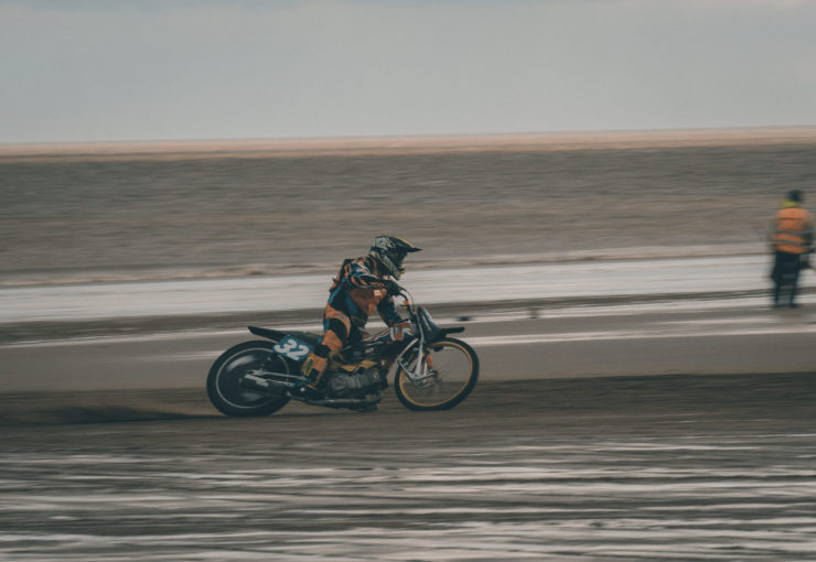 Mablethorpe Motorcycle Sand Racing 13